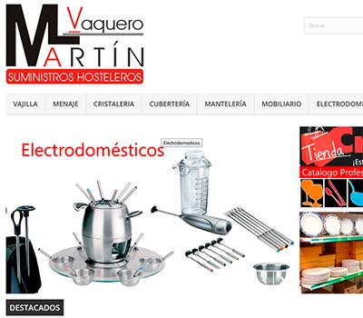 Suministros Martín Vaquero
